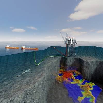 Mariner with reservoir. Credit Statoil ASA