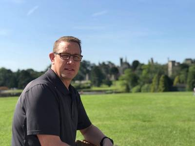 Mark Burnett  (Photo: Seiche Water Technology Group)