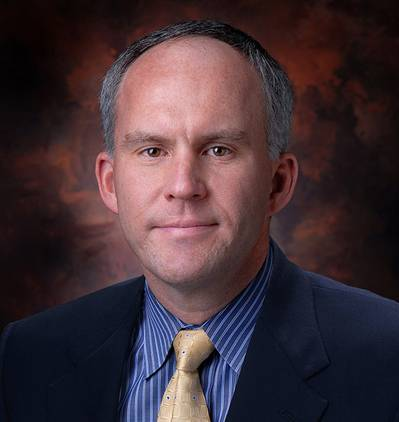 Dr. Mark Whorton (Photo: Teledyne Optech)