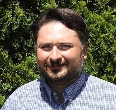 Dr. Matthew Asplin (Photo: ASL Enviromental Sciences)