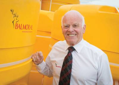 Jim Milne, chairman and managing director of Balmoral Group (Photo: Balmoral Group)