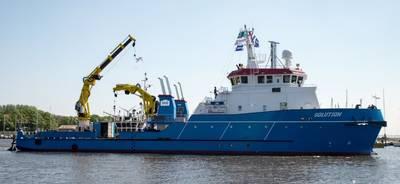 MPSV Solution (Photo: DUC Marine Group)