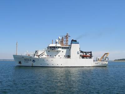 NOAA research vessel Henry Bigelow (Photo: NOAA)