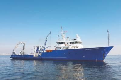 OceanPact's RV Seward Johnson (Photo: OceanPact)