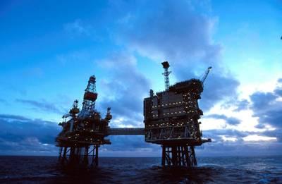 Offshore platforms: Photo CCL