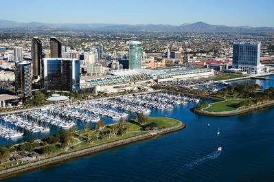 OINA 2017 home city San Diego played host to ocean industry gathering BlueTech Week this November (Photo: OINA 2017)