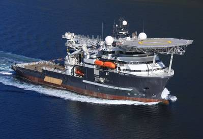 Olympic Ares (Photo: Bibby Offshore)