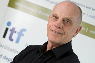 Peter Brazier, ITF's regional manager for Australia