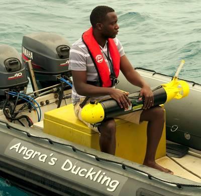 Photo courtesy  National Oceanography Centre (NOC)
