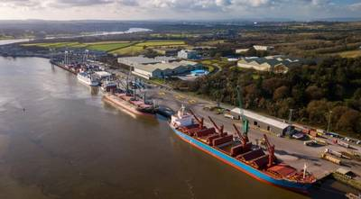 Photo courtesy OceanWise/Port of Waterford