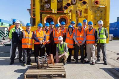 Photo courtesy of Subsea UK
