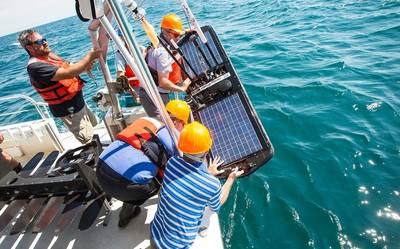 Photo: SA Instrumentation