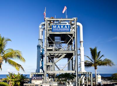 Photo: Makai Ocean Engineering