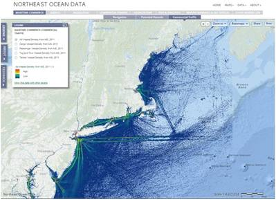 Photo: Northeast Ocean Data