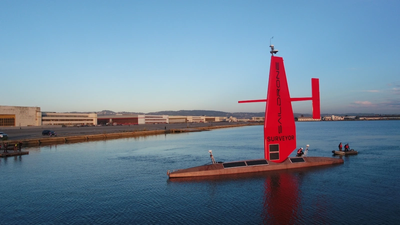 (Photo: Saildrone)