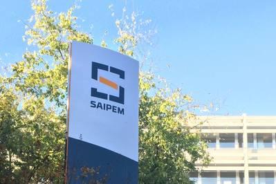 (Photo: Saipem)
