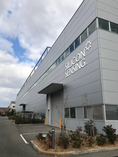 Photo: Silicon Sensing Systems Ltd
