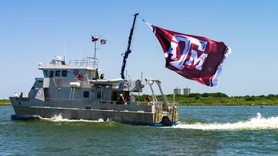 (Photo: Texas A&M University at Galveston)