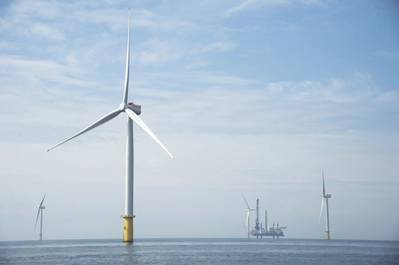 Photograph: Dudgeon Offshore Wind Farm (Credit: Equinor)