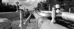 Gas Pipeline in Alberta  (courtesy of Ziff)