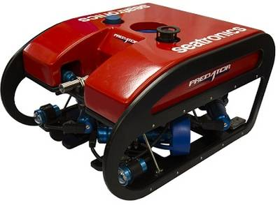 Predator ROV (Photo: SeeByte)