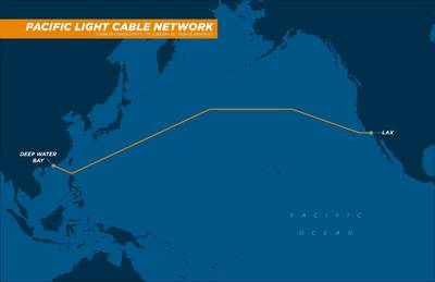 Proposed cable routing for PLCN (Image: TE Connectivity Ltd.)