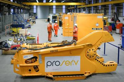 Proserv's new Skene Facility, housing much of the firm's Field Technology Services business unit, is now up and running. (Photo: Proserv)