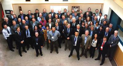 Representatives of the ISO's Technical Committee on Arctic Operations attended meetings in St. John's, Newfoundland and Labrador.  (Photo credit: Lisa L. Piercey)