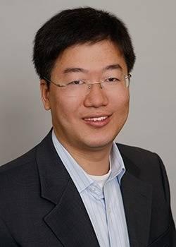 Researcher Xifeng Yan: Photo credit SDSC