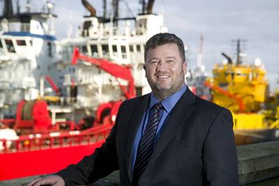 Roddy James, N-Sea Chief Operating Officer (Photo: N-Sea)
