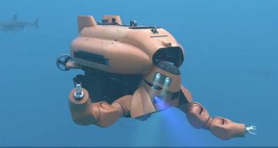 Screenshot from Houston Mechatronics animation