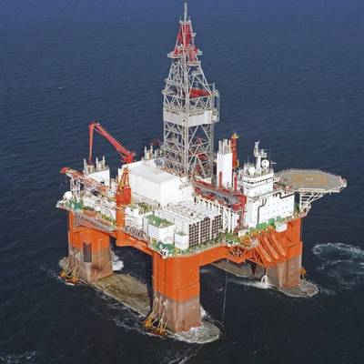 The Seadrill West Aquarius drilling rig. (Photo: Seadrill)
