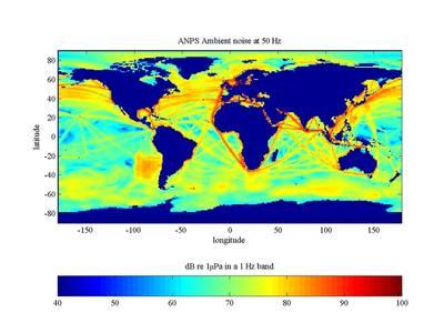 SEA's global ANPS map (Image: SEA)