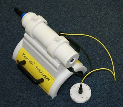 Seatooth PipeLogger Corrosion Monitor (Image: WFS Technologies)