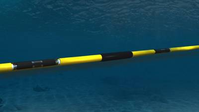 The Sentinel HR high-resolution seismic streamer (Image: Sercel)