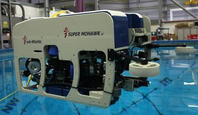 The Sub-Atlantic brand Super Mohawk II ROV system - Credit: Forum Energy Technologies