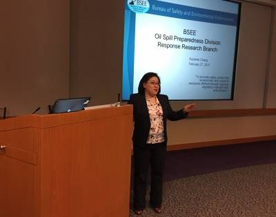 Suzanne Chang (Photo: BSEE)