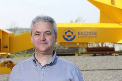 ESS technical director Michael Cowie (Photo: ESS)