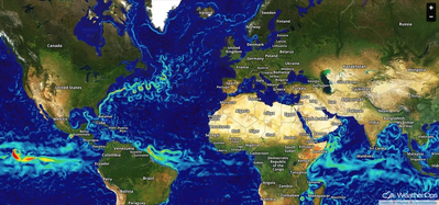 Tidetech will make its data available as a free demo within WDT WeatherOps after which clients can choose to upgrade and include Tidetech data full-time. (Photo: Tidetech)