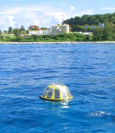 TRIAXYS Directional Wave Buoy