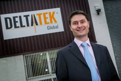 Tristam Horn, DeltaTek Chief Executive Officer (Photo: DeltaTek  Global)