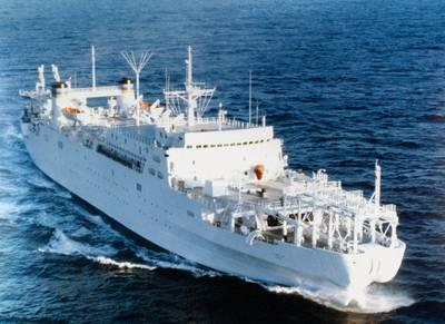 USNS Zeus (T-ARC 7) (Photo: Fincantieri Marine Group)