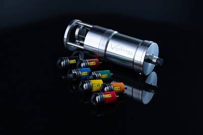 Valeport uvSVX with Interchangeable Pressure Transducers. Photo: Valeport