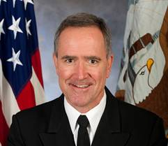 Vice Admiral Michael J. Connor (Photo: United States Navy)
