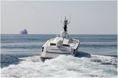 Vigilant Class IUSV at sea during 22 day deployment (Photo: Zycraft)