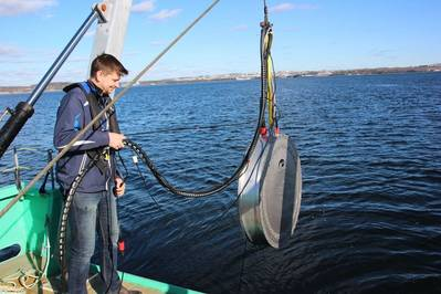 نشر جهاز عرض صوتي C-BASS VLF: إطلاق منتج حديثًا من GeoSpectrum Technologies يحقق مجموعة من الأدوار التشغيلية للقطاع البحري. الصورة: GeoSpectrum تكنولوجيز.