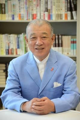 """地铁""""十大海洋影响者""""名单中的第一名是日本财团(Nippon Foundation)主席Yohei Sasakawa。 (版权所有:日本财团。)"""
