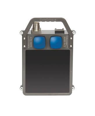 图2  - 新型Echoscope4G表面实时3D声呐(图片:Coda Octopus)