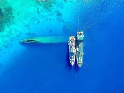 (Φωτογραφία του Ναυτικού των ΗΠΑ από τον LeighAhn Ferrari)