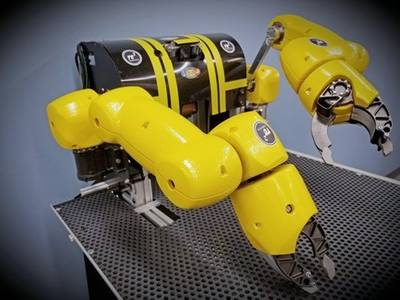(الصورة: RE2 Robotics)